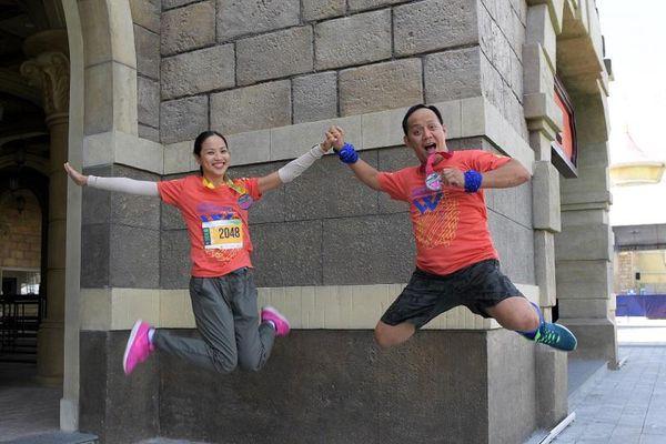 Chinh phục đường đua 'có 1-0-2' WOW Marathon Vinpearl Phú Quốc