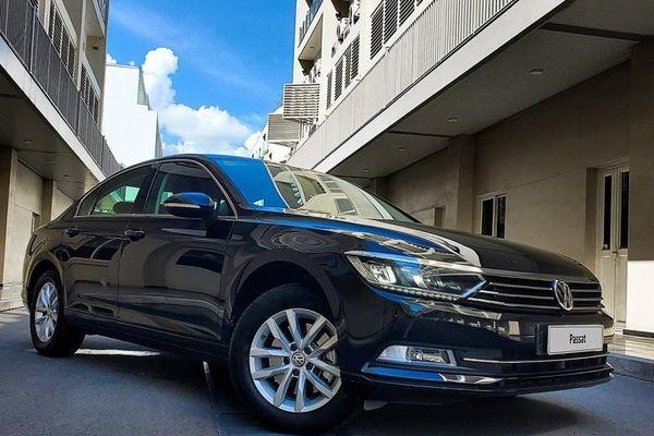 3 mẫu xe Volkswagen được ưa chuộng tại Việt Nam