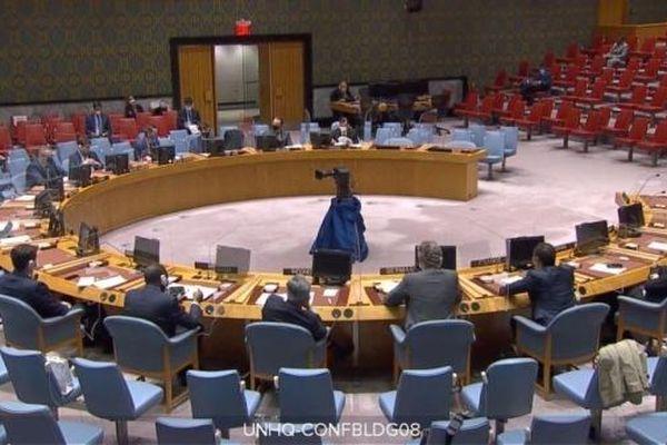 Hội đồng Bảo an Liên hợp quốc họp bàn về tình hình Lebanon và Mali