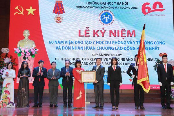 6 thập kỷ trưởng thành của 'chiếc nôi' đào tạo nguồn nhân lực phòng, chống dịch bệnh ở Việt Nam