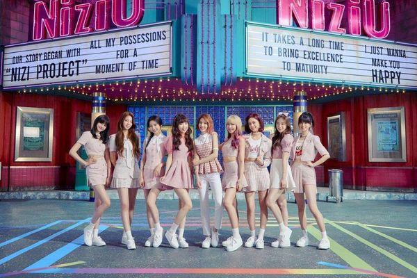 Chưa debut, NiziU vinh dự xuất hiện trong lễ hội âm nhạc hàng đầu Nhật Bản