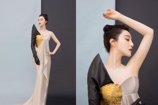 Nữ hoàng thảm đỏ Phạm Băng Băng chiếm trọn spotlight với chiếc váy 'một mất một còn'