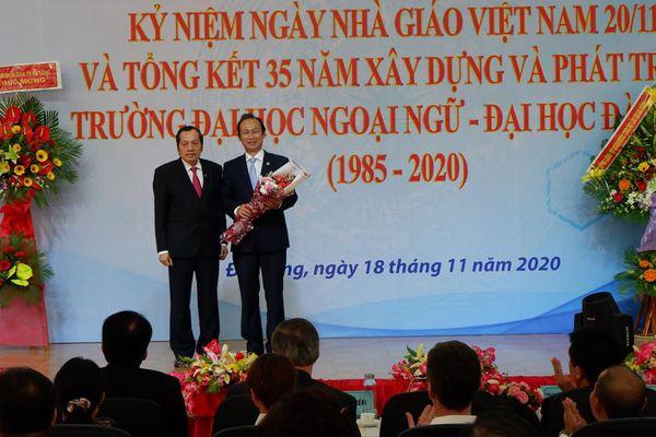 Đại học Đà Nẵng tổ chức nhiều hoạt động kỷ niệm Ngày Nhà giáo Việt Nam