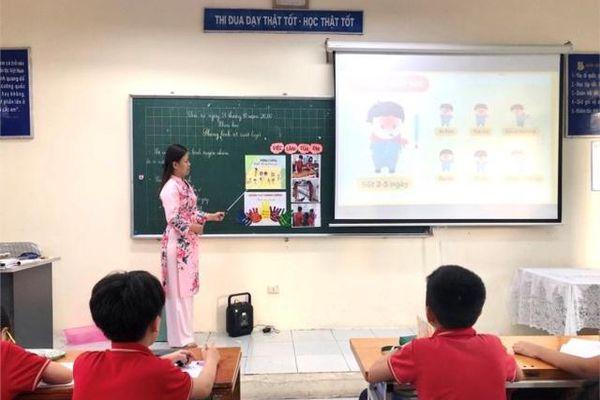 Để hội thi giáo viên dạy giỏi không phong trào và hình thức