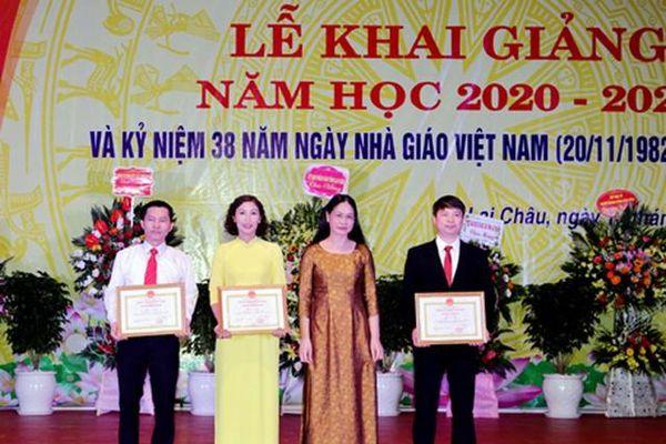 Trường CĐCĐ Lai Châu quyết tâm trở thành cơ sở đào tạo đa ngành nghề