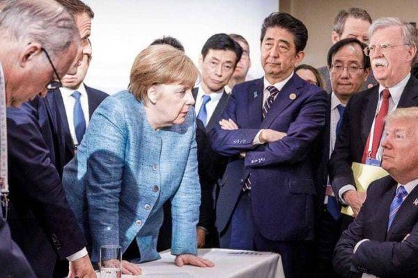 Kế hoạch của ông Donald Trump đối với nhóm G7 đã bại lộ