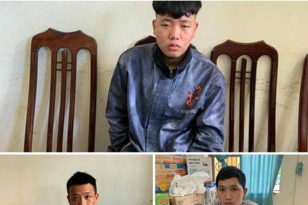 Quảng Bình: Bắt quả tang nhóm thanh niên mua bán, tàng trữ ma túy
