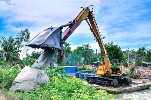 Kiên Giang: Tái cơ cấu nông nghiệp tạo động lực xây dựng nông thôn mới