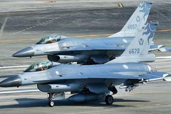 Toàn bộ phi đội máy bay chiến đấu F-16 của Đài Loan bị đình chỉ bay để kiểm tra kỹ thuật