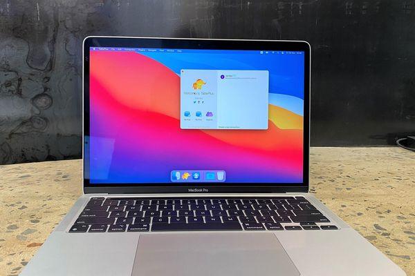 MacBook Pro mới dùng chip M1 về Việt Nam, giá từ 35,5 triệu đồng