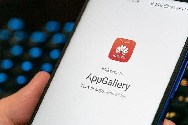 Huawei AppGallery cán mốc 600 triệu người dùng