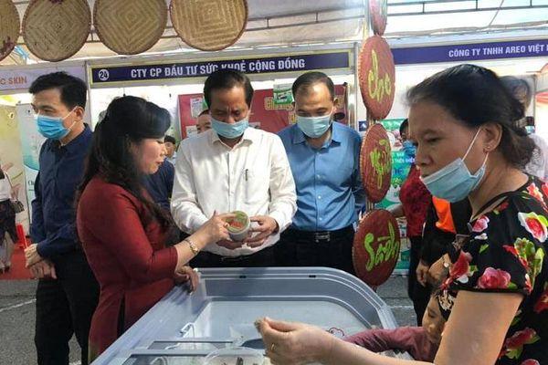 Ba Đình: Kết nối hàng Việt tới tay người tiêu dùng