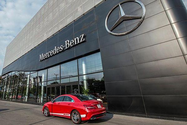Sau 25 năm tại Việt Nam, hơn 40.000 xe Mercedes-Benz lăn bánh