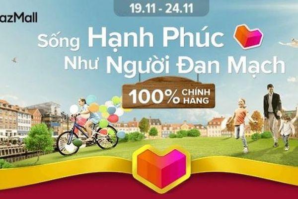 Sản phẩm từ Đan Mạch sẽ đến gần hơn với người tiêu dùng Việt