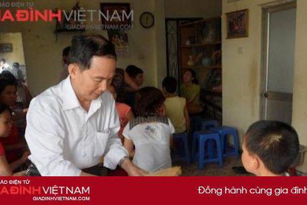 Bỏ việc nhà nước, 40 năm dạy dỗ, hướng thiện cho trẻ em lang thang, bụi đời