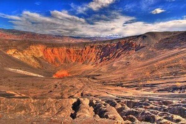 Lý do khiến nhiều người đến Thung lũng Chết không thể quay về