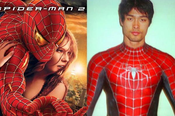 Bạn có biết: Johnny Trí Nguyễn từng đóng thế Spider-Man 2003, tiết lộ giá trị đắt đỏ của bộ đồ Người Nhện