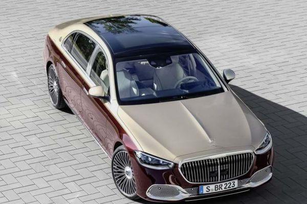 Ra mắt xe siêu sang Mercedes-Maybach S-Class 2021
