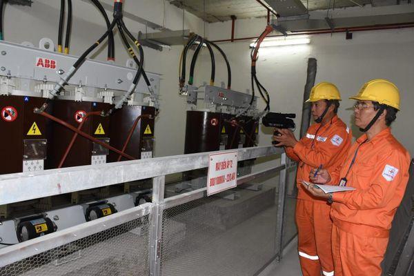 EVNHANOI: Cung ứng điện an toàn, liên tục