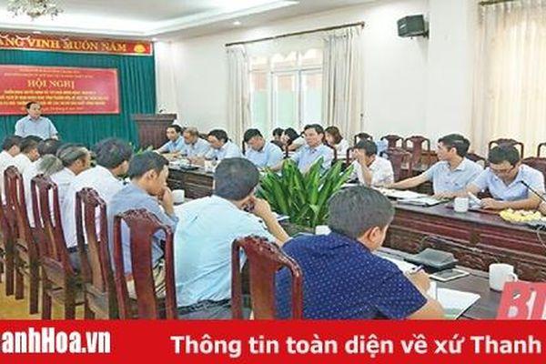 Thực hiện chi trả dịch vụ môi trường rừng đối với các cơ sở sản xuất công nghiệp trên địa bàn tỉnh Thanh Hóa