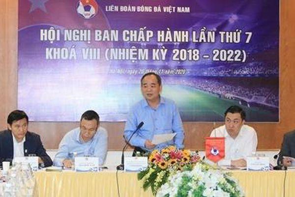 V.League 2021 sẽ vẫn 'tách nhóm'