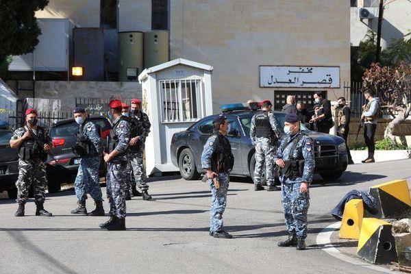 69 tù nhân vượt ngục ở Lebanon, 5 người chết