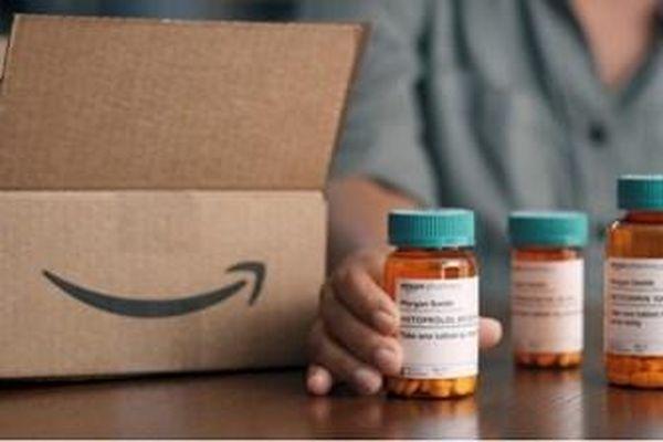 Amazon ra mắt 'hiệu thuốc trực tuyến'