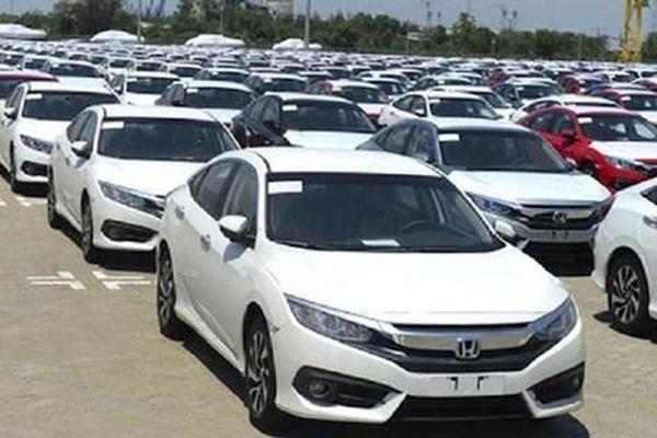 Nhập khẩu ô tô tháng 10 đạt 283 triệu USD