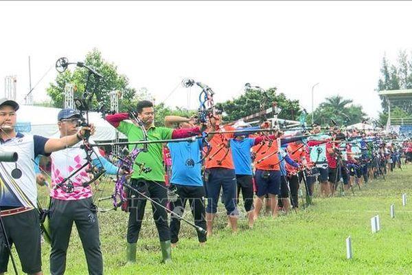 Hà Nội giành vị trí Nhất toàn đoàn tại Giải Vô địch Bắn cung quốc gia 2020