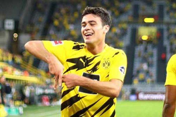 Dortmund 'trói chân' Gio Reyna đến năm 2025