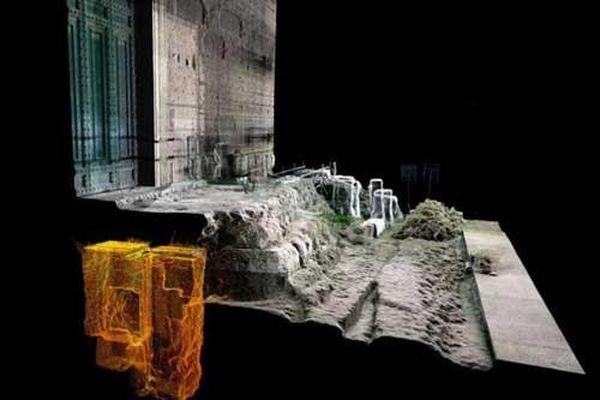 Dùng công nghệ quét laser 3D, phát hiện mộ cổ 2.600 tuổi của vị hoàng đế được loài sói nuôi dưỡng trong thần thoại La Mã