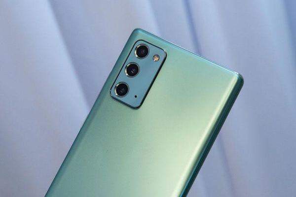 Samsung Galaxy Note 20 giảm giá 7 triệu đồng tại Việt Nam