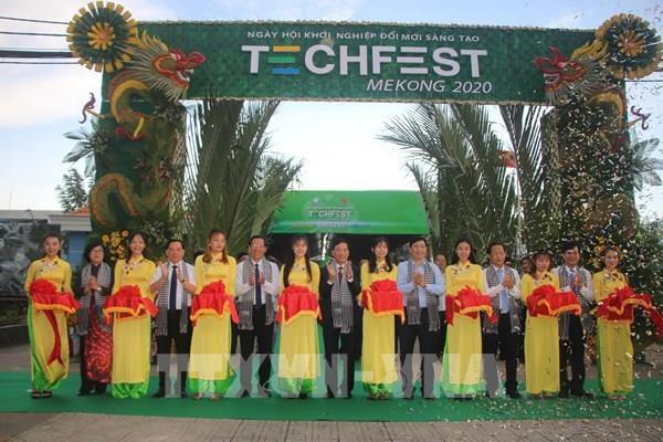 Techfest Mekong 2020: Nơi hội tụ các nhà khởi nghiệp đổi mới sáng tạo