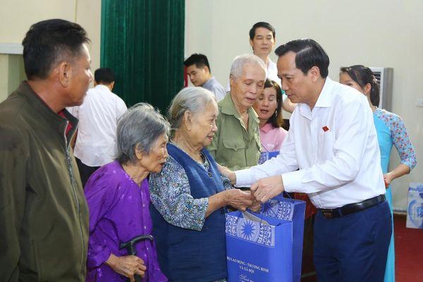 Bộ trưởng Đào Ngọc Dung: Những gì làm được cho dân thì nên làm