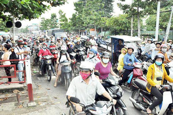 Giải tỏa ùn tắc giao thông: Cần những giải pháp đồng bộ, kịp thời