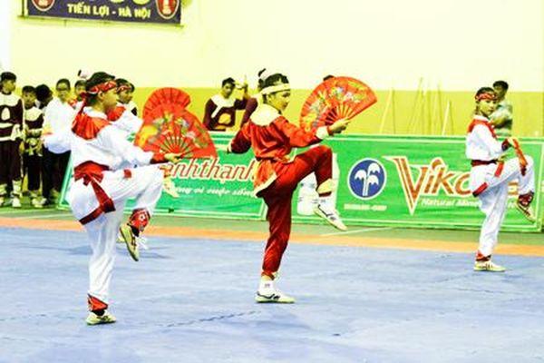 Võ cổ truyền Khánh Hòa: Hẹn ngày trở lại