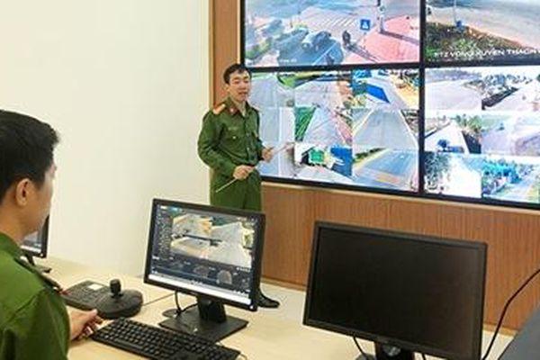 Hiệu quả từ hệ thống camera an ninh tại một địa bàn cơ sở