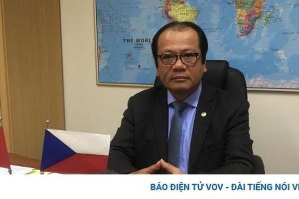 Chuyến bay thẳng đầu tiên đưa công dân Việt Nam từ Séc về Việt Nam