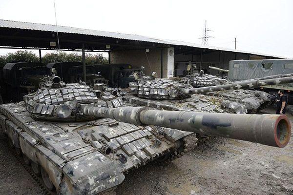 Armenia mất 35% lực lượng tăng thiết giáp sau cuộc chiến Karabakh