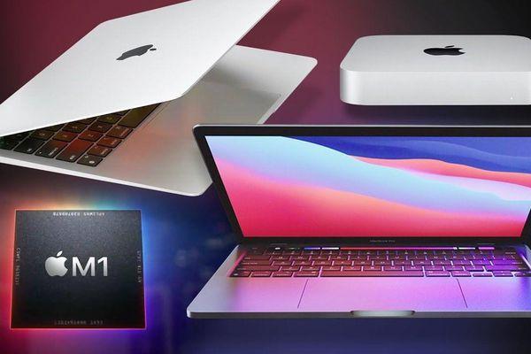 Lợi thế của Mac dùng Chip M1