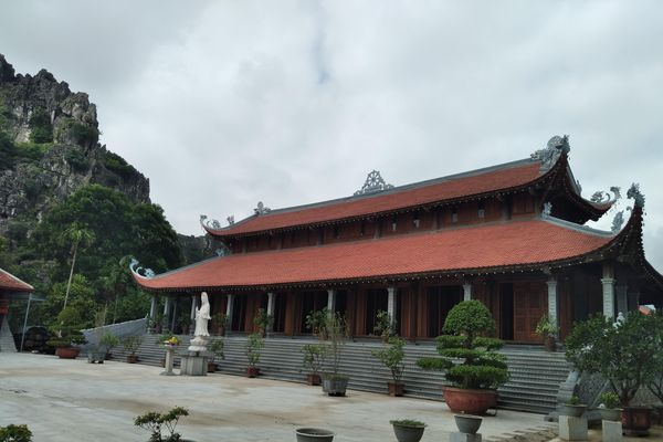 Chùa Đại Bi – ngôi chùa cổ Xứ Thanh: Điểm sáng trong hoạt động từ thiện