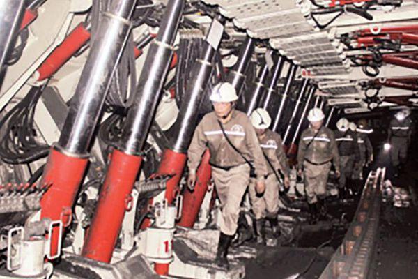 TKV từng bước hiện đại hóa mỏ than