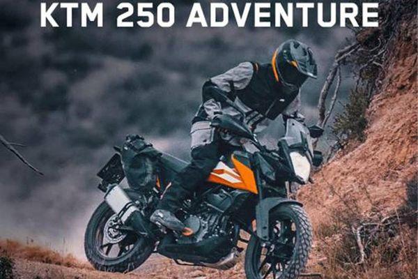 Cận cảnh KTM 250 Adventure chỉ 77,5 triệu đồng tại Ấn Độ