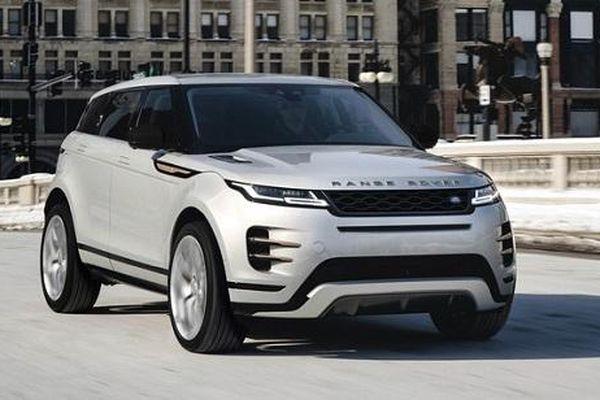Range Rover Evoque 2021 ra mắt, giá khởi điểm từ 993 triệu đồng