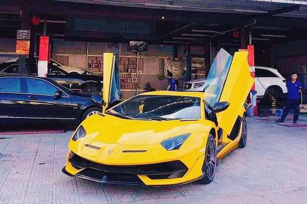 'Siêu phẩm' Lamborghini Aventador SVJ thứ 2 cập bến Việt Nam, dự đoán giá hơn 50 tỷ đồng