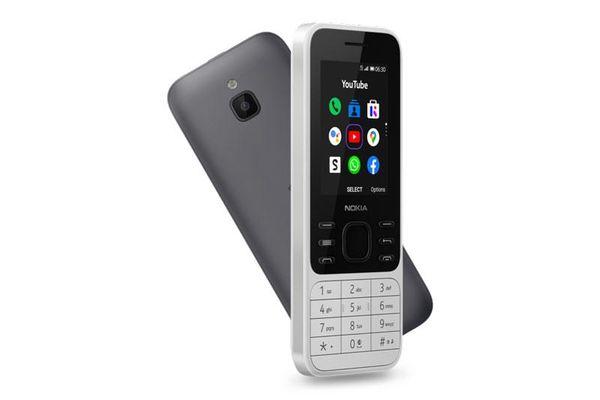 Nokia 6300 4G lên kệ tại Việt Nam, giá 1,29 triệu đồng
