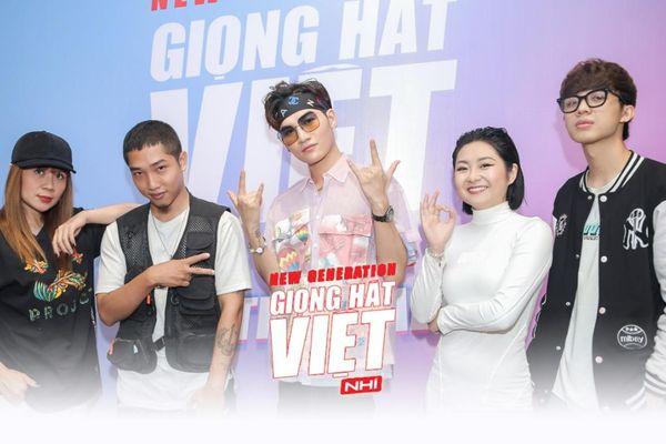 Lưu Thiên Hương - Ali Hoàng Dương và Tuimi - Ngắn - Nhật Hoàng tìm Giọng hát Việt nhí 2021 phiên bản mới