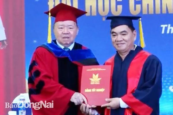 2 ngàn sinh viên Trường đại học công nghệ miền Đông bước vào năm học mới