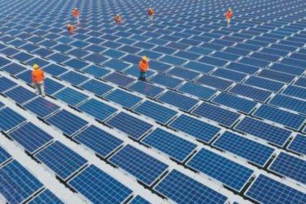 Dự án năng lượng tái tạo hút vốn ngoại
