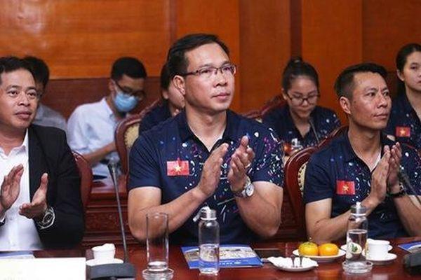 Các VĐV Việt Nam giảm bớt nỗi lo thất nghiệp sau khi giải nghệ